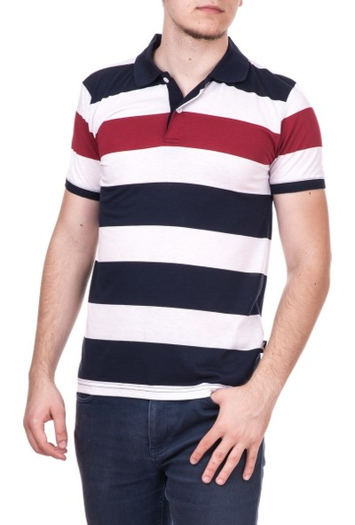 Slazenger Conrad Erkek T-Shirt Kirmizi