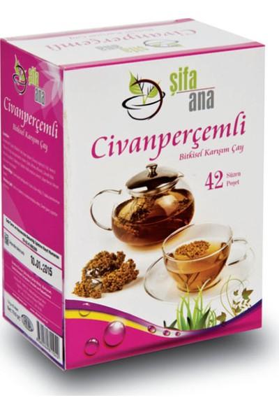 Şifa Ana Civanperçemli Bitkisel Karışım Çay