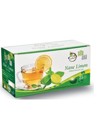 Şifa Ana Nane-Limon Çayı