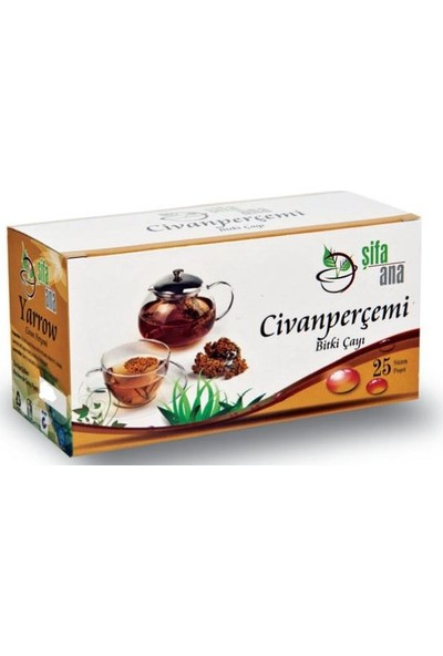 Şifa Ana Civanperçemi Çayı