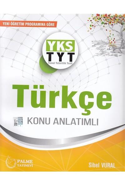 Palme Yks Tyt Türkçe Konu Anlatımlı *Yeni*2018-2019 - Sibel Vural