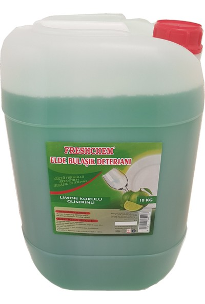 Freshchem Elde Bulaşık Deterjanı 10 kg