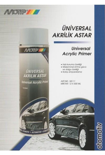 Motip Üniversal Akrilik Astar Sprey 500ml