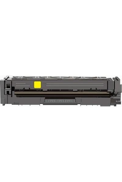 Prıntpen Hp Cf542X M254 M280 Yüksek Kapasite Sarı Toner