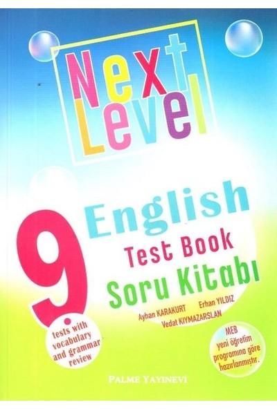 Palme 9. Sınıf Englısh Test Book Soru Kitabı