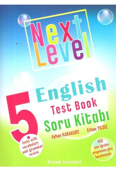 Palme 5. Sınıf Next Level English Test Book Soru Kitabı