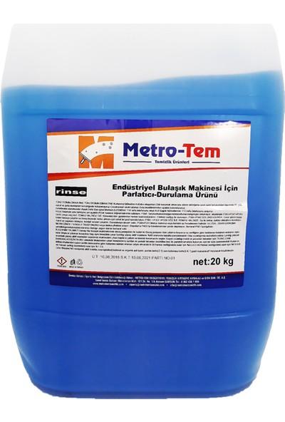 Metro-Tem Endüstriyel Bulaşık Makinesi Parlatıcısı 20 kg