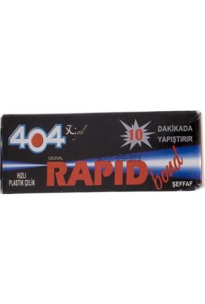 404 Plastik Çelik 404 Rapid