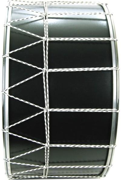 Ses Müzik Aletleri Davul Kontra Metal Çerceve Siyah 50 Cm Dfkm50Bk