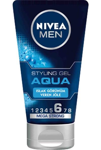 Nivea Aqua Jöle 150Ml Erkek