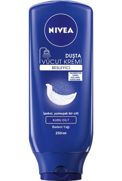 Nivea Besleyici Duşta Vücut Kremi 250Ml