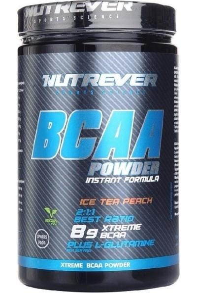 Nutrever Bcaa Powder Buzlu Çay Şeftali Aromalı 500 gram.