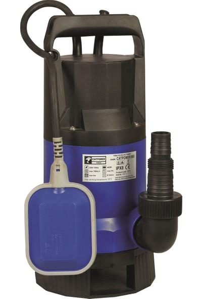 Catpower-660- Temiz Su Dalgıç Pompa,400 W 7.5 To