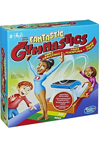 Fantastik Jimnastik Atlayış Yarışması