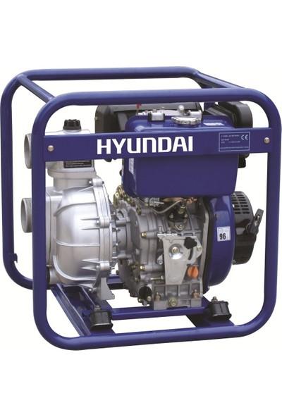 """Hyundai Dhy80 Dizel Su Motoru 3"""", İpli"""