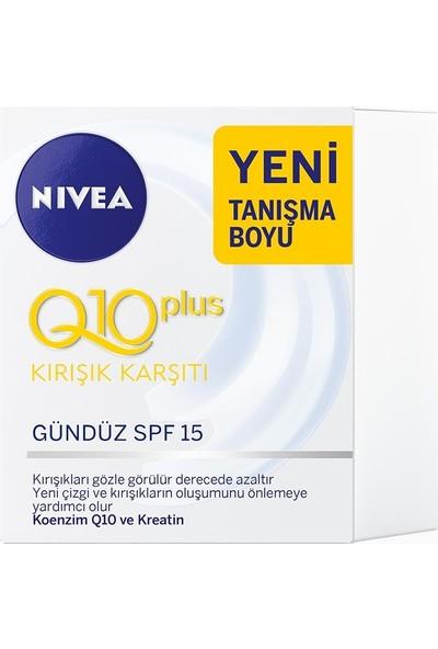 Nivea Q10 Kırışık Karşıtı Gündüz Bakım Kremi 20 ml