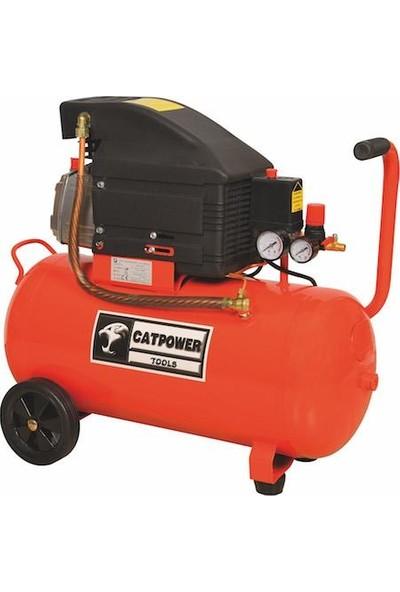 Catpower-1151- 50 Lt Hava Kompressör,2 Hp, 8 Bar