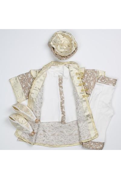 Ponpon Baby Erkek Bebek Şehzade Mevlüt Takımı