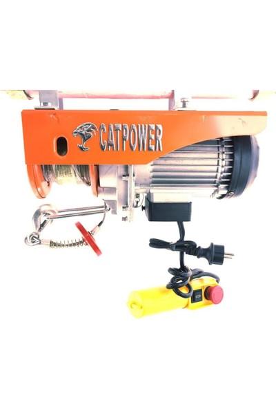 Catpower-7350- 250-500 Kg Elektrikli Vinç,1020W