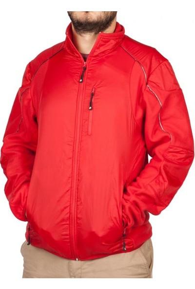 Exuma 241110 Erkek Ceket Kırmızı