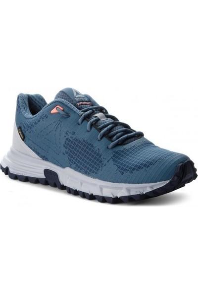 Reebok Cn5020 Mavi Kadın Outdoor Goretex Ayakkabı