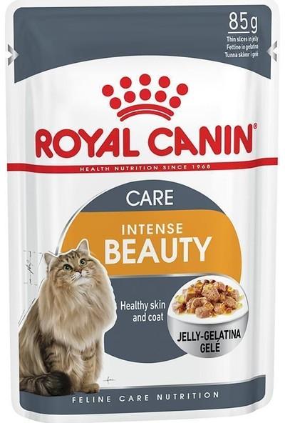 Royal Canin Intense Beauty in Jelly Kedi Maması 85 Gr