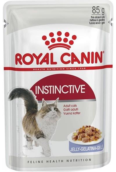 Royal Canin İnstinctive Jelly Yetişkin Kedi Maması 85 Gr
