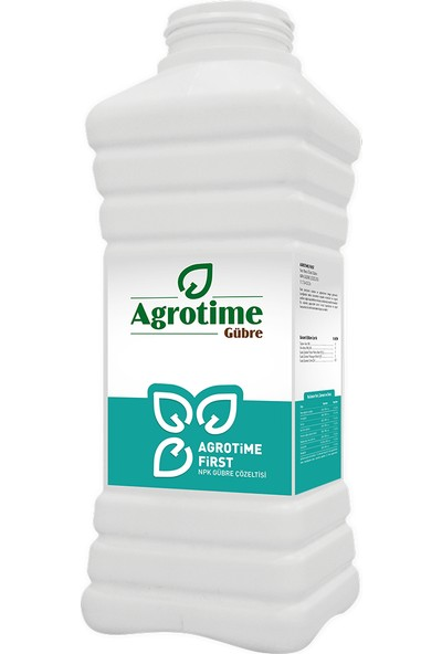 Agrotime First 11.7.5+0,5 Zn 1 Litre