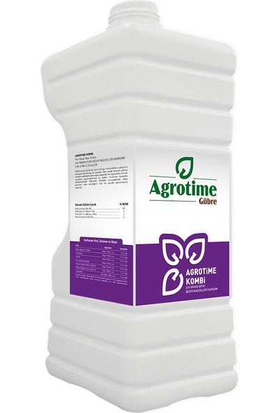 Agrotime Kombi 2Fe+1 Zn+1 Mn+0,5B 5 Litre