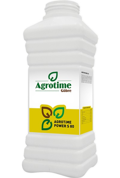 Agrotime Power S 1 Litre