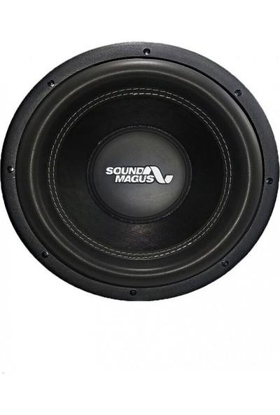 Soundmagus SM-30D 700 Rms Çift Bobin Subwoofer