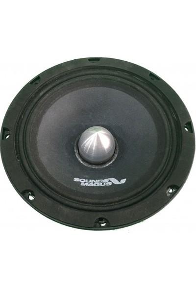 Soundmagus SM-65MD 16 Cm 100 Rms 4 Ohm Midrange Takımı