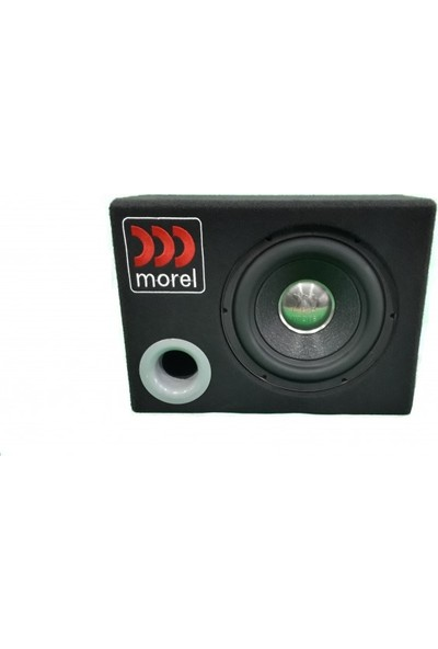 Morel PRIMO124KBN 30 Cm 2Way 700 Watt 350 Rms Kabinli Subwoofer