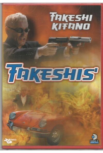 Takeshi Takeshis Dvd