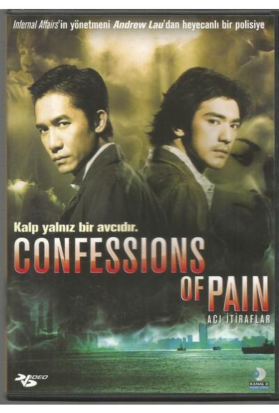 Acı İtiraflar Confessions Of Pain Dvd