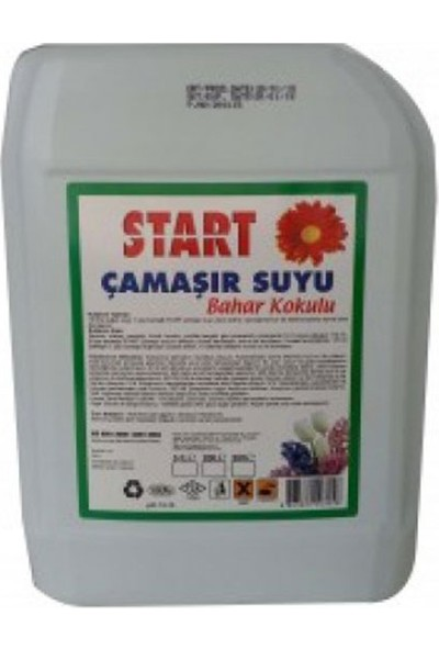 Start Ultra Çamaşır Suyu 5 Kg