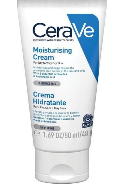 CeraVe Moisturising Cream 50 ml
