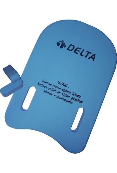 Delta Mavi Yüzme Tahtası ( Yüzücü Eğitim Tahtası ) - Kickboard
