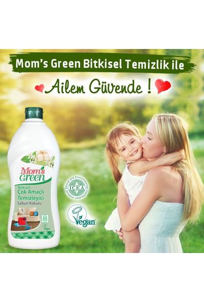 Mom's Green Bitkisel Çok Amaçlı Temizleyici - Sabun Kokulu