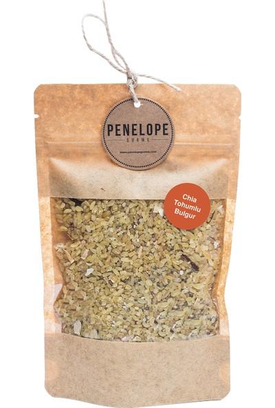 Penelope Gurme Chia Tohumlu Bulgur Sağlıklı Beslenme 150 gr