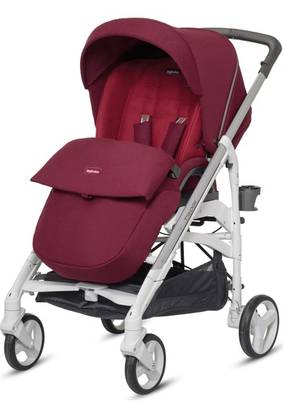 Inglesina Trilogy Comfort Touch Bebek Arabası / Ruby Red