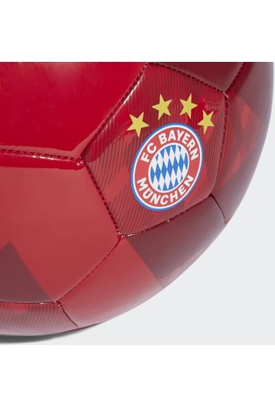 Adidas Futbol Topu Spor Kırmızı Cw4155 Fc Bayern Fbl