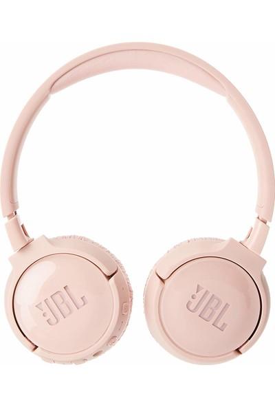 JBL T600BTNC Mikrofonlu Aktif Gürültü Önleyici Kulaküstü Pembe Kulaklık