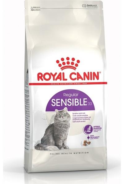 Royal Canin Fhn Sensible 33 Sindirim Hassasiyetli Kediler İçin Kuru Mama 400 Gr