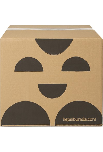 Hepsiburada.com N67 Koli 500x500x800 BC//80FLX3/ 50'li