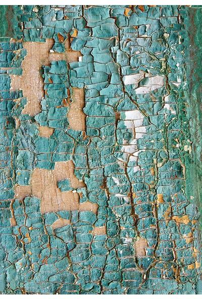 Je Veux Home Sedef Dekoratif Halı 407 Turkuaz - 160x230