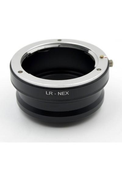 GreenL Sony E Mount Ve Nex İçin Leica R Lens Adaptör