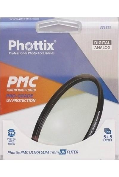 Phottix Phottix 55 Mm Pmc Ultra Slim Uv Protection Filtre