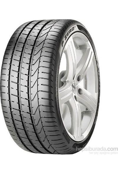 Pirelli 315/30Zr21 (105Y)XL P-Zero(N0) Yaz Lastiği (Üretim Yılı:2018)