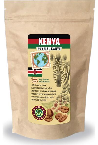 Kahve Dünyası Kenya Yöresel Kağıt Filtre Kahve 200 gr